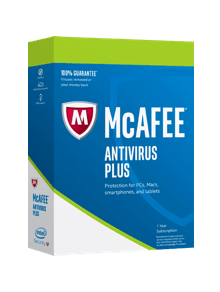 McAfee AntiVirus Plus n